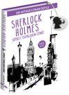 Sherlock Holmes / Şüpheli Tavırların İzinde (Kokulu ve Özel Ayraçlı)