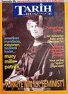 Tarih ve Düşünce Dergisi / Sayı:18 Nisan 2001