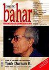 Berfin Bahar Aylık Kültür Sanat ve Edebiyat Dergisi Nisan 2009 / 134 Sayı