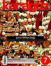 Karagöz Şiir ve Temaşa Dergisi Sayı:7 Nisan-Mayıs-Haziran 2009