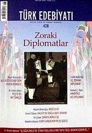 Sayı 428 Haziran 2009 Türk Edebiyatı / Aylık Fikir ve Sanat Dergisi