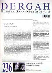 Dergah Edebiyat Sanat Kültür Dergisi Sayı:236 Ekim 2009