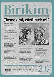 Birikim / Sayı:247  Yıl: 2009 / Aylık Sosyalist Kültür Dergisi