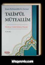 Talim'ül Müteallim & Medrese Usulü Kelime Manalı