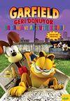 Garfield Geri Dönüyor Boyama ve Aktivite Kitabı (Çıkartma Hediyeli)
