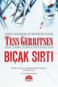 Bıçak Sırtı - Tess Gerritsen pdf epub