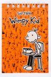 Saftirik Wimpy Kid Üstten Spiralli Bloknot (SFT273)