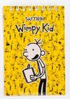 Saftirik Wimpy Kid Üstten Spiralli Bloknot (SFT274)