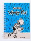 Saftirik Wimpy Kid A6 Karton Kapak Spiralli Bloknot (SFT281)