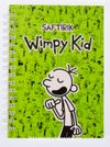 Saftirik Wimpy Kid A6 Karton Kapak Spiralli Bloknot (SFT282)
