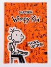Saftirik Wimpy Kid Hatıra Defteri Kilitsiz (SFT504)