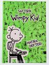 Saftirik Wimpy Kid Hatıra Defteri Kilitsiz (SFT503)