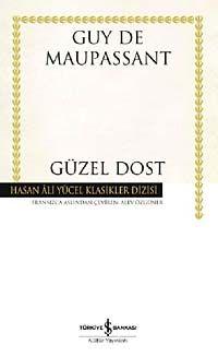 Güzel Dost (Ciltsiz) - Guy de Maupassant pdf epub