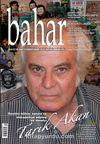 Berfin Bahar Aylık Kültür Sanat ve Edebiyat Dergisi Ekim 2016 Sayı: 224
