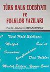 Türk Halk Edebiyatı ve Folklor Yazıları