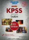2012 KPSS Genel Kültür Tarih 33 Deneme