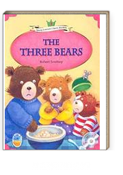The Three Bears +MP3 CD (YLCR-Level 3)