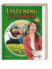 Listening Planner 2 with WB +MP3 CD