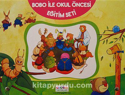 Bobo ile Okul Öncesi (10 Kitap Kutulu)