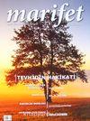Marifet Aylık İlim ve Kültür Dergisi Sayı:15 Aralık 2013