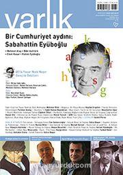 Varlık Aylık Edebiyat ve Kültür Dergisi Temmuz 2014