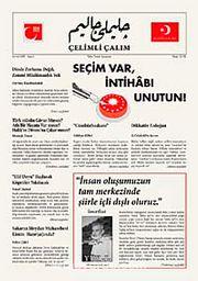 Çelimli Çalım Türk Milliyetçilerinin Mecmuası Aylık Dergi Yıl:1 Sayı:2