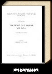 Tevarih-i Al-i Osman 7. Defter