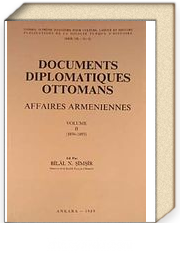Documents Diplomatiques Ottomans (II.Volume)