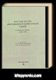 Son Vak'anüvis Abdurrahman Şeref Efendi Tarihi
