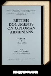 British Documents On Ottoman Armenians Volume I