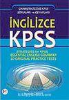 KPSS İngilizce & Essential English Grammar