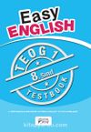 8. Sınıf Easy English TEOG 1 Testbook