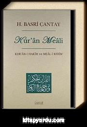 Kur'an-ı Hakim ve Meal-i Kerim (Tek Cilt) (Büyük Boy Ciltli)