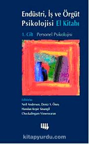 Endüstri, İş ve Örgüt Psikolojisi El Kitabı (Takım - 2 cilt)