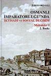 Osmanlı İmparatorluğu'nda İktisadi ve Sosyal Değişim Makalaler 1