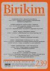 Birikim / Sayı:239  Yıl: 2009 / Aylık Sosyalist Kültür Dergisi