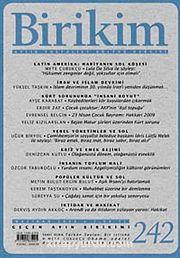 Birikim / Sayı:242  Yıl: 2009 / Aylık Sosyalist Kültür Dergisi