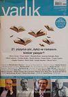 Varlık Aylık Edebiyat ve Kültür Dergisi Temmuz 2009