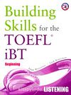Building Skills for the TOEFL iBT Listening Book + 4 CDs
