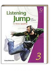 Listening Jump for Better Speaking 3 with Dictation +MP3 CD