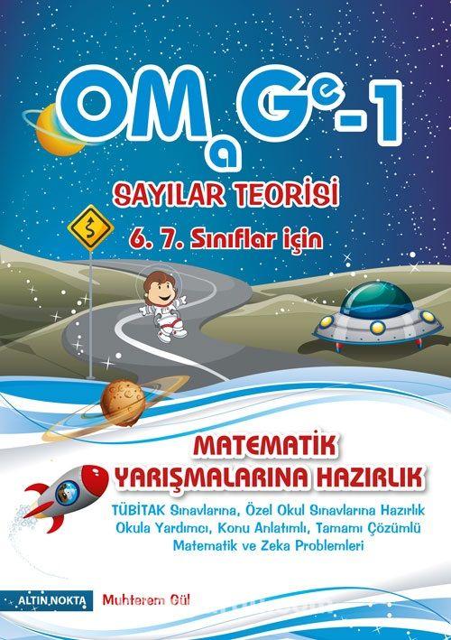 Omage - 1 Sayılar Teorisi 6. 7. Sınıflar İçin Matematik Yarışmalarına Hazırlık - Muhterem Gül pdf epub
