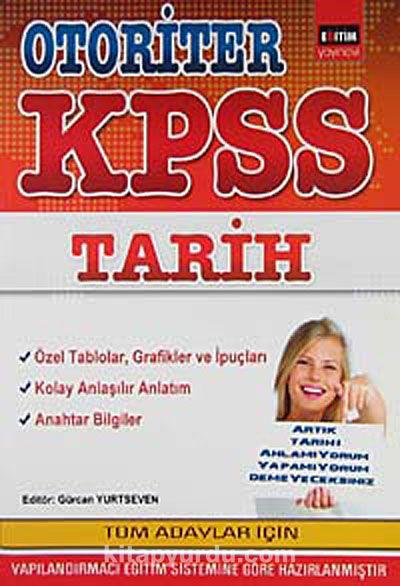 2012 Otoriter KPSS Tarih