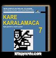 Kare Karalamaca 7 & Eşsiz Geometri ve Mantık Oyunları