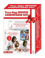 Tracy Hogg Ebeveyn Cankurtaran Seti (Kitap + 2 Dvd)