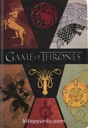 A Game Of Thrones - Taht Oyunları Defter 13,5x21 (GOT215)