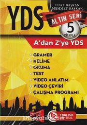 YDS Altın Seri 5 Kitapla A'dan Z'ye YDS