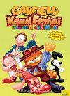 Garfield Komedi Festivali Boyama ve Aktivite Kitabı (Çıkartma Hediyeli)
