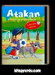 Atakan ile Beraber Yaz Okuluna Gidiyorum (Çıkartmalı Aktivite)