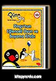 Pingunun Eğlenceli Oyun Ve Boyama Kitabı Sevimli Penguen Pingu