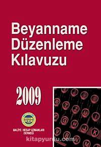 2009 Beyanname Düzenleme Kılavuzu